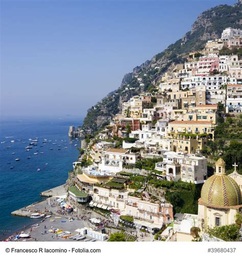 Positano Italy The Picture Perfect Cliff Town In The