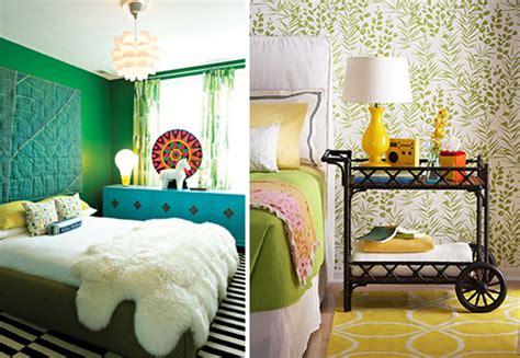 Colorful Bedroom Designs Interiorholiccom