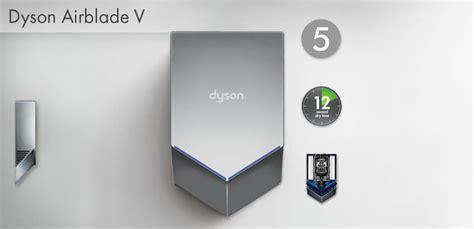 dyson airblade v dyson airblade v series model hu02 dryers