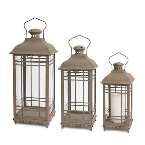 lantern candle holders shop international lantern candle holder at lowes