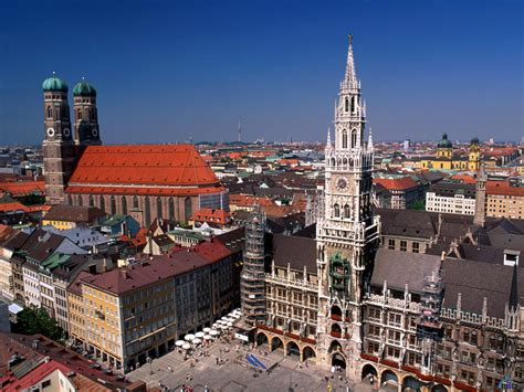 Munich Germany By Luxe Travel