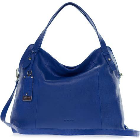 italian handbags designers list cromia italian made blue buttersoft leather designer