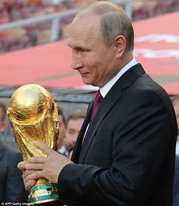 Vladimir Putin admits 2018 World Cup behind is schedule ...
