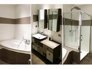 Déco Salle De Bains : am nagement de salle de bain et de salle d 39 eau lb home style lucille beaudet architecte d ~ Melissatoandfro.com Idées de Décoration