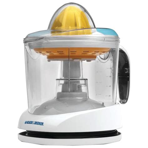 juicer juice orange citrus lemon machine decker squeezer electric fruit juicers press ounce watt extractor kitchen machines fresh maker squeezed