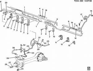 Chevrolet Tahoe Clamp  Fuel Pump  Engine Fuel Filter