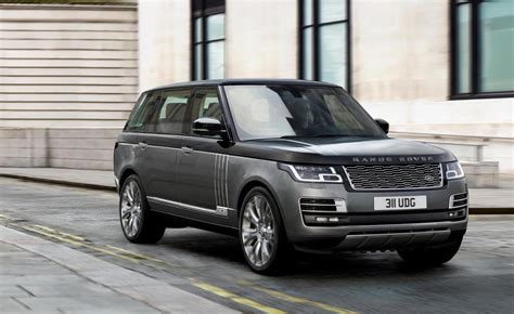 range rover autobiography 2018 range rover autobiography debuts with phev option