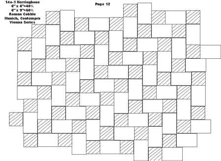 patio paver patterns 2 sizes paver patterns 2 size