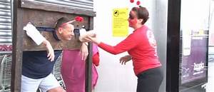 Stoke Sainsbury's boss in the stocks for Comic Relief's ...