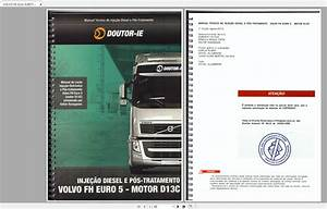 Volvo Fh Euro 5 Motor Doutorie D13c Technical Manual