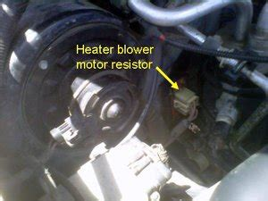 fix  high  blower issue ford truck enthusiasts forums