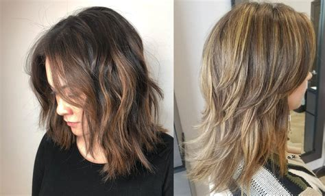 34 Beautiful MediumHaircuts with Styling Tips