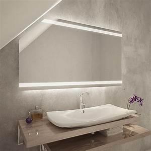 Spiegel Für Dachschräge : salta led badspiegel mit dachschr ge online kaufen ~ Sanjose-hotels-ca.com Haus und Dekorationen
