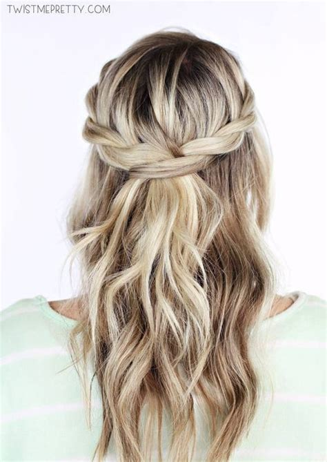 simple hair styles for 20 and easy braided hairstyles hairstyles 8133
