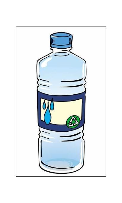 Water Clip Bottled Clipart Abcteach