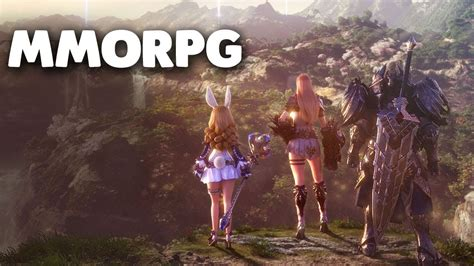 Top 5 New Online Mmorpg Games For Android