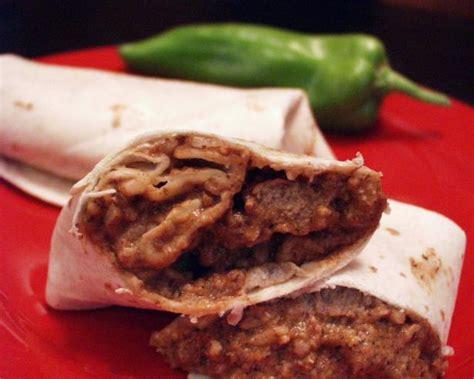 Burriquitas Mini Burritos) Recipe