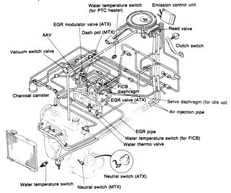 Mazda Mx 5 Vacuum Diagram by Wrg 1907 1986 Mazda Rx 7 Engine Diagram