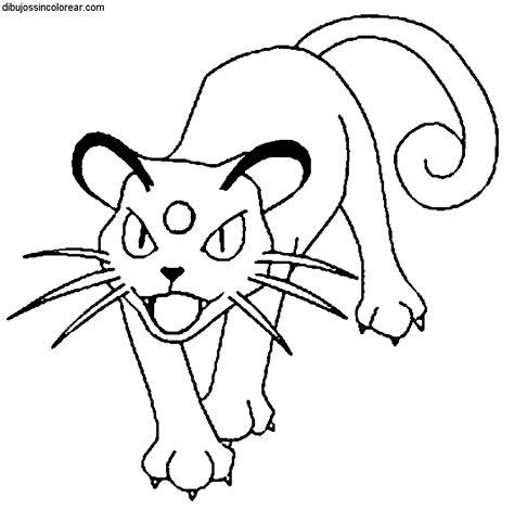 Dibujos Sin Colorear: Dibujos de Pokemon (parte 2) para