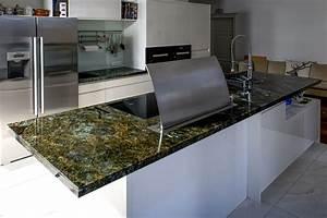 Arbeitsplatten schubert stone naturstein for Küchenplatte stein