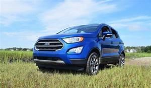 Ford Ecosport Titanium : 2018 ford ecosport 2 0l titanium awd road test review w drive video best of 2018 ~ Medecine-chirurgie-esthetiques.com Avis de Voitures