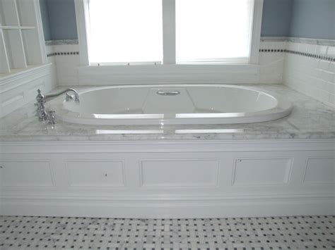 master bath air bath tub traditional bathroom