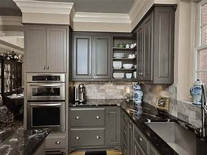 Steps in Choosing the Right Gray Kitchen Cabinets - My
