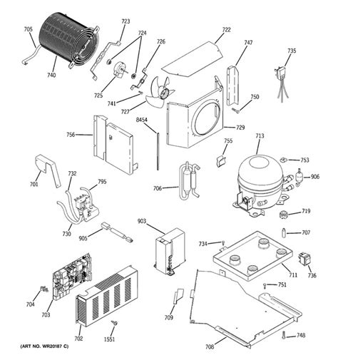 ge monogram zisdriss compressor fan  running  compressor   power  running