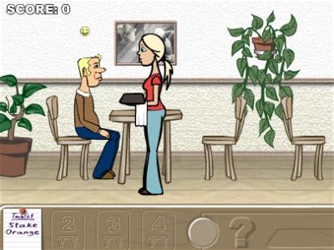 jeu de cuisine restaurant serveuse joue jeux gratuits en ligne joue serveuse