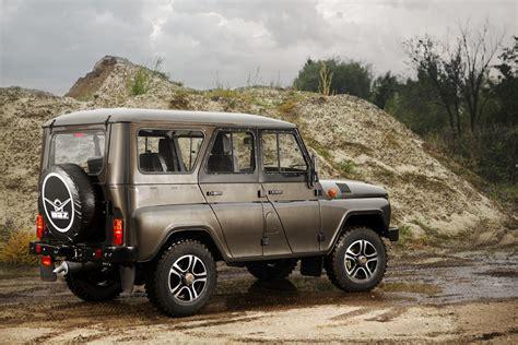 uaz hunter cars for immediate sale made in russia