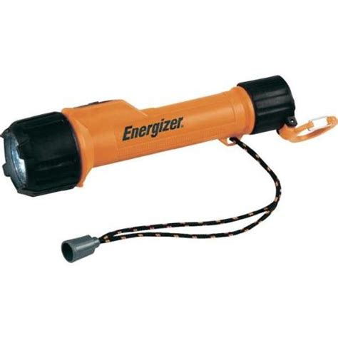 energizer 2aa atex led torch safety orange black with 638574