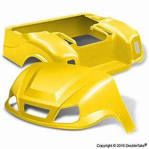 Club Car Ds Golf Cart Doubletake Spartan Replacement Body