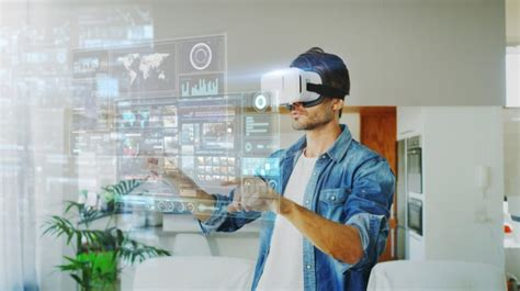 augmented  virtual reality differences  application