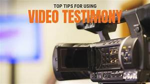 Tips For Using Video Testimony At Trial