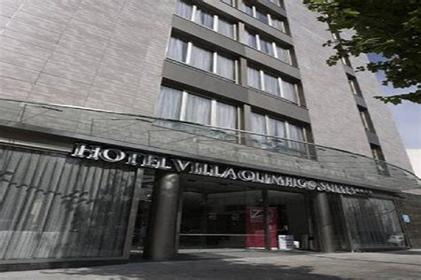villa olympic suites hotel spa barcelona city breaks