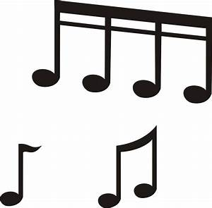 Single Music Notes | Clipart Panda - Free Clipart Images
