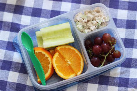 Salad Lunch Box Ideas