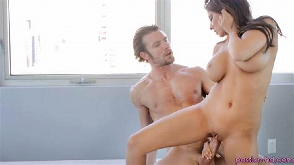 #Brunette #Cutie #Lily #Carter #Takes #A #Big #Black #Cock