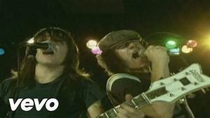 AC/DC - You Shook Me All Night Long (Official Video) - YouTube
