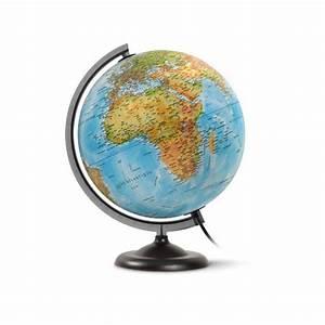 Globe Terrestre Enfant : globe terrestre lumineux les bons plans de micromonde ~ Teatrodelosmanantiales.com Idées de Décoration
