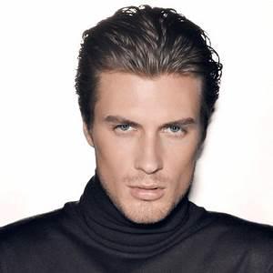 Cheveux En Arrière Homme : coiffure de no l coupes hommes trend zone ~ Dallasstarsshop.com Idées de Décoration