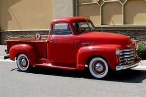 Pick Up Chevrolet 1950 : 1950 chevrolet 3100 pickup 108317 ~ Medecine-chirurgie-esthetiques.com Avis de Voitures