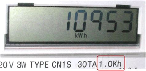 how to measure your electrical use electric meter and watt hour meter methods