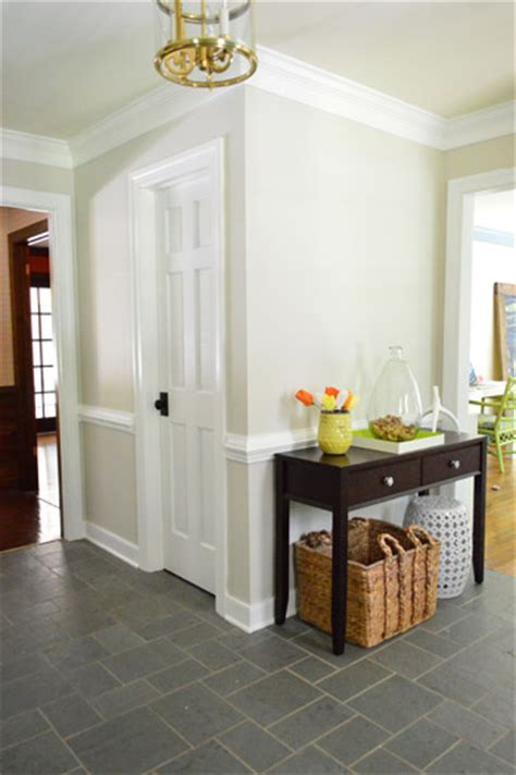 Foyer Paint by Foyer Freshness A Soft Neutral Paint Color House