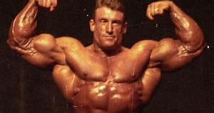 Dorian Yates Talks Steroids and Weightlifting