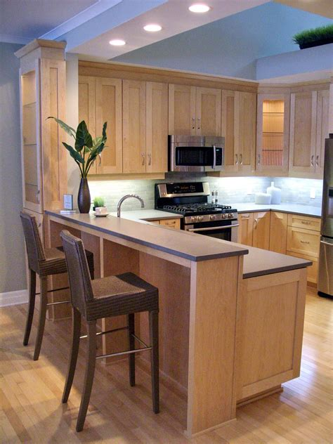 used kitchen cabinets with countertops maple shaker cabinets with grey silestone quartz