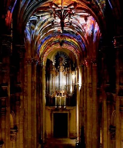 Eustache Saint Miguel Chevalier Church Paris Constellations