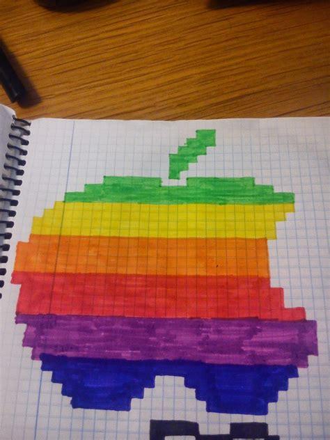 pixel art spain simbolos de empresas