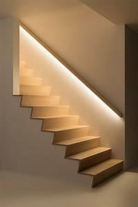 bande led pour eclairage interieur moderne joli et pratique With eclairage led escalier interieur