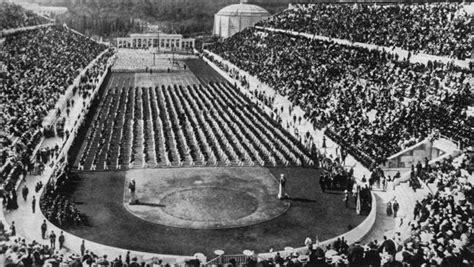 First Modern Olympic Games  Apr 06, 1896 Historycom